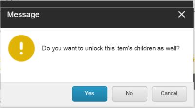Master Key Prompt to Unlock Children