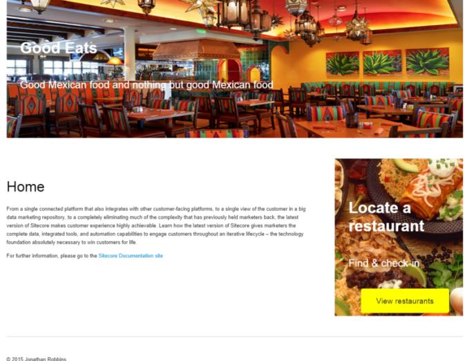 restaurant locate